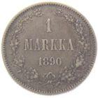 1 марка 1890 г.