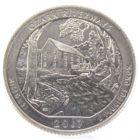 25 центов США 2017 г. «Национальные водные пути Озарк»
