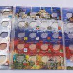 Альбом-планшет для монет серии «Города воинской славы»