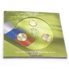 Набор монет 2011 г. «Российская федерация» выпуск 7