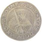 Саксония. Талер 1554 г.