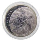 Острова Фиджи. 2 доллара 2010 г. «Черепаха Таку»
