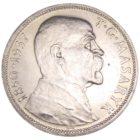 Чехословакия. 20 крон 1937 г. «Смерть президента Масарика»