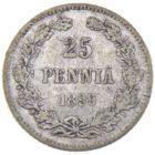 25 пенни 1899 г. L