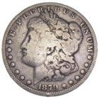 1 доллар 1879 г.