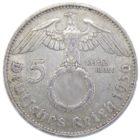 5 рейхсмарок 1936 г. J