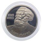 1 рубль 1983 г. «Карл Маркс» PROOF (стародел)