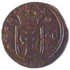 1/4 эре 1634 г.