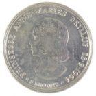 Дания. 5 крон 1964 г. «Свадьба Принцессы Анны Марии»