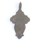 Крестик-лепесток