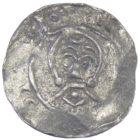 Денарий. Девентер. Епископ Бернгольд 1027-1054 гг.