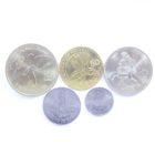 Гватемала. Набор монет 2009-2012 г. (5 шт.)