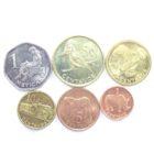Мозамбик. Набор монет 2006-2012 гг. (6 шт.)