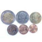 Таиланд. Набор монет 2018 г. (6 шт.)