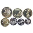 Республика Ингушетия. Набор монет 2013 г.