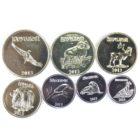 Республика Саха. Набор монет 2013 г.