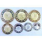 Республика Адыгея. Набор монет 2013 г.