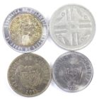 Колумбия. Набор монет