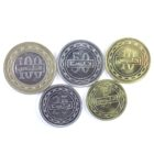 Бахрейн. Набор монет 2010-2012 гг.