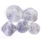 Мьянма (Бирма). Набор монет