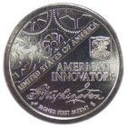 1 доллар 2018 г. «Американские Инновации»