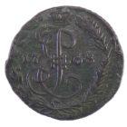 Денга 1768 г. ЕМ