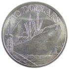 Сингапур. 10 долларов 1977 г.