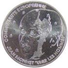 Франция. 100 франков 1992 г. «Жан Монне»