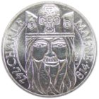 Франция. 100 франков 1990 г. «Карл Великий»