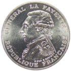 Франция. 100 франков 1987 г. «Жильбер Ла Файет»