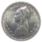 Италия. 500 лир 1966 г.