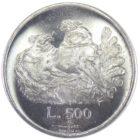 Сан-Марино. 500 лир 1974 г.