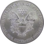 1 доллар 2008 г. «Шагающая свобода»