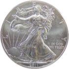 1 доллар 2011 г. «Шагающая свобода»