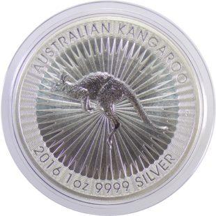 Австралия. 1 доллар 2016 г. «Кенгуру»