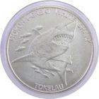 Токелау. 5 долларов 2015 г. «Белая акула»
