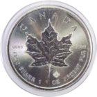 Канада.5 долларов 2015 г. «Кленовый Лист»