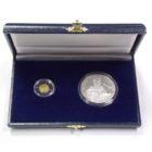 Гамбия. Набор монет 2015 г. «Элвис Пресли»