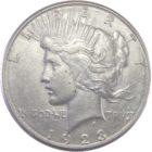 США. 1 доллар 1923 г.