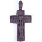 Большой Нательный Крест. XVIII-XIX Век