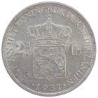 Нидерланды. 2.5 гульдена 1937 г.