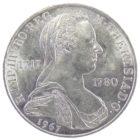 Австрия. 25 шиллингов 1967 г. «250 лет со дня рождения Марии Терезии»