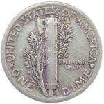 США. 10 центов 1941 г.