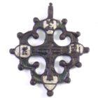 Крест криноконечный «новгородский» 18 в.