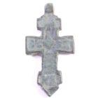 Крест килевидный 14-15 вв.