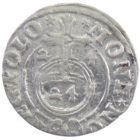 Польша. Полторак 1624 г. Сигизмунд llll