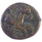 Греция. г. Кимы 300-250 гг. до Н.Э. кубок/конь