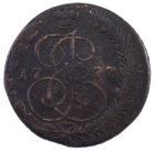 5 копеек 1777 год