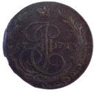 5 копеек 1771 год