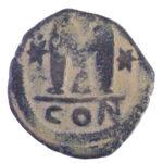 Фоллис.Юстиниан I.Византия(527-565гг.)